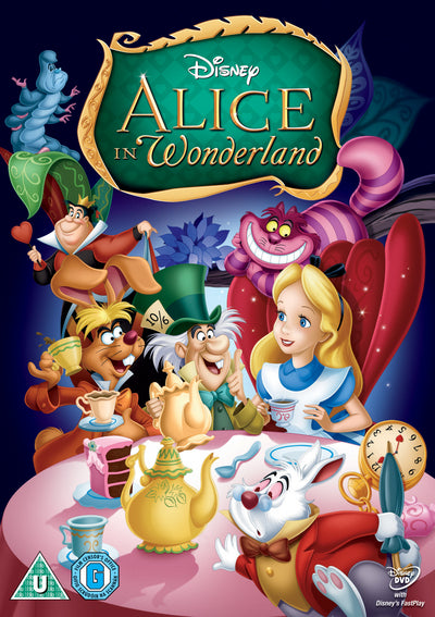 Alice in Wonderland (Disney) - Clyde Geronimi [DVD]