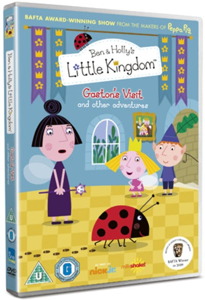 Ben and Holly's Little Kingdom: Gaston's Visit and Other... - Neville Astley [DVD]
