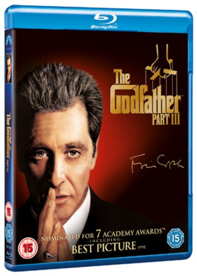 The Godfather: Part III - Francis Ford Coppola [BLU-RAY]