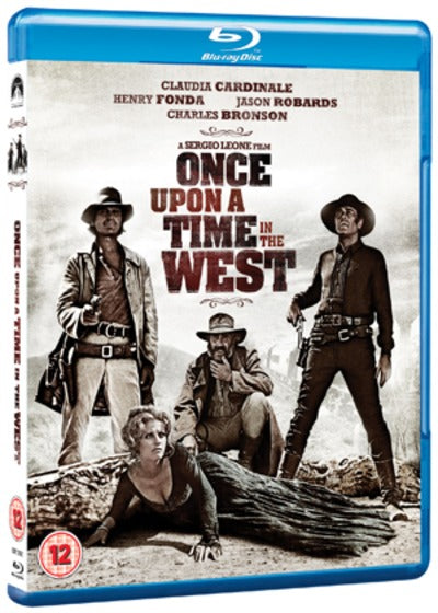 Once Upon a Time in the West - Sergio Leone [BLU-RAY]