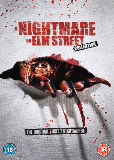 A Nightmare On Elm Street 1-7 - Rachel Talalay [DVD]