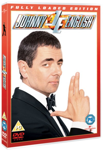 Johnny English - Peter Howitt [DVD]