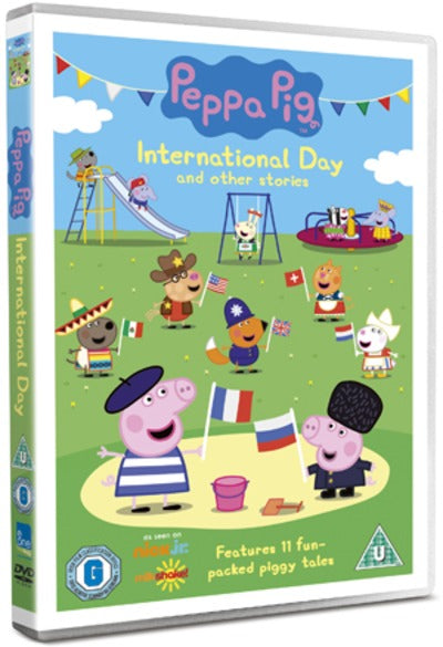 Peppa Pig: International Day - Phil Davies [DVD]