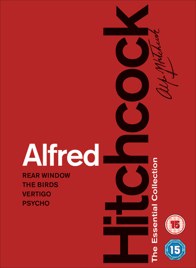 Alfred Hitchcock: Essential Collection - Alfred Hitchcock [DVD]