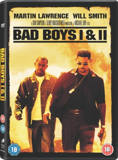 Bad Boys I & II - Michael Bay [DVD]