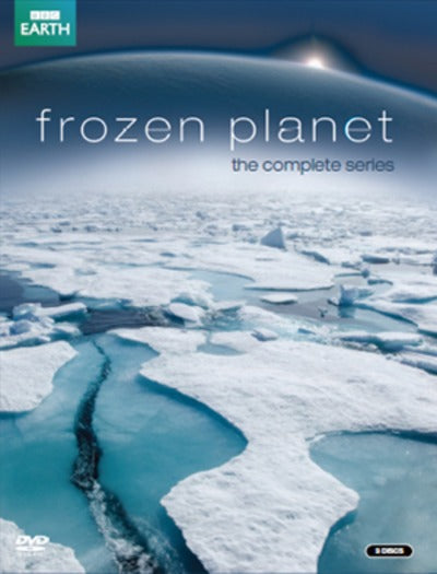 Frozen Planet - Alastair Fothergill [DVD]