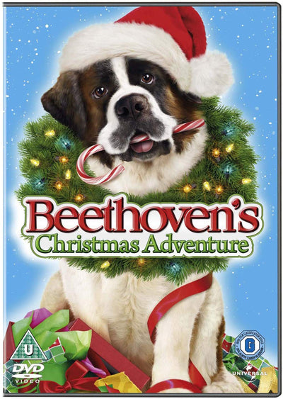 Beethoven's Christmas Adventure - John Putch [DVD]