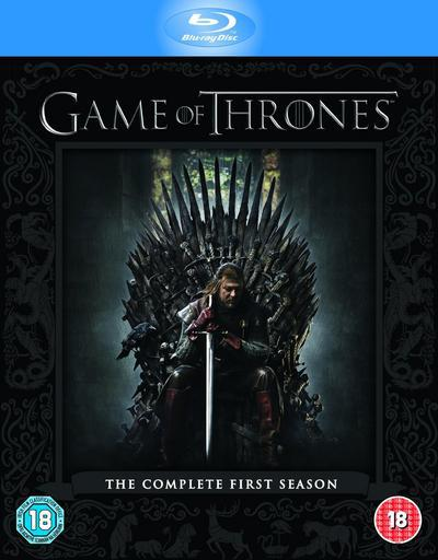 Game of Thrones: The Complete First Season - David Benioff [BLU-RAY]