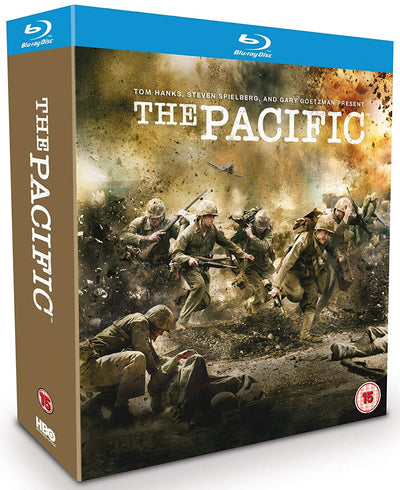 The Pacific - Steven Spielberg [BLU-RAY]