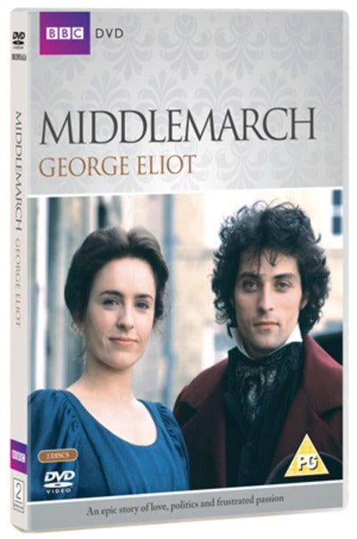 Middlemarch - Anthony Page [DVD]