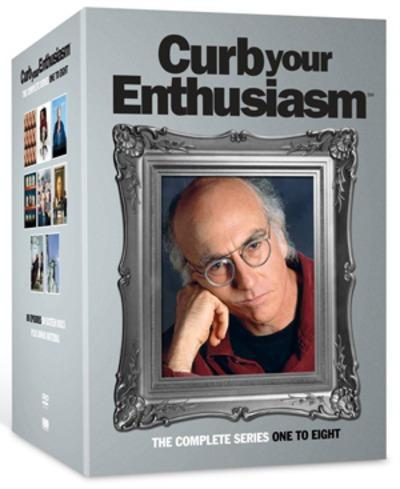 Curb Your Enthusiasm: Series 1-8 - Larry David [DVD]