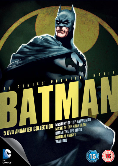 Batman: Mystery of the Batwoman/Mask of the Phantasm/Under the... - Brandon Vietti [DVD]