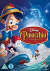 Pinocchio (Disney) - Ben Sharpsteen [DVD]