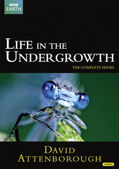 David Attenborough: Life in the Undergrowth - The Complete Seires - David Attenborough [DVD]