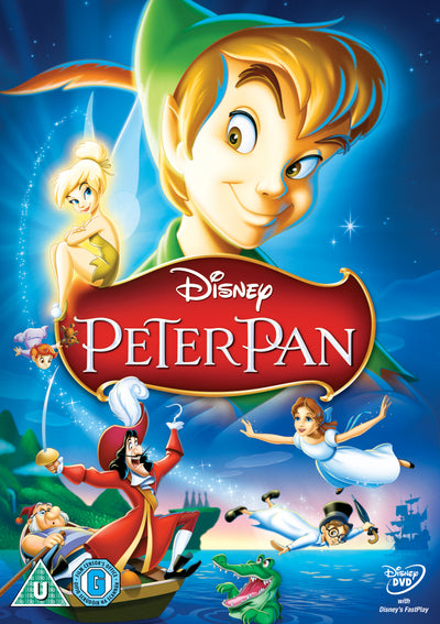 Peter Pan (Disney) - Hamilton Luske [DVD]