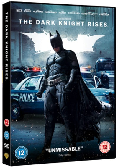 The Dark Knight Rises - Christopher Nolan [DVD]