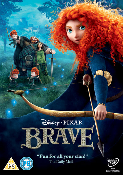 Brave - Mark Andrews [DVD]