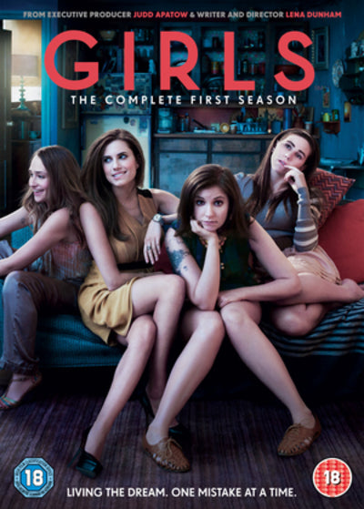 Girls: The Complete First Season - Lena Dunham [DVD]