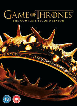 Game of Thrones: The Complete Second Season - David Benioff [DVD]