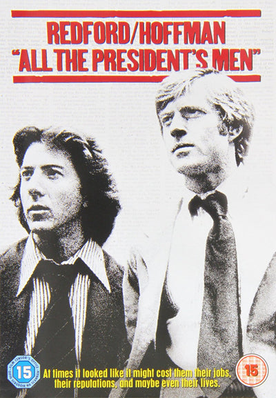 All the President's Men - Alan J. Pakula [DVD]