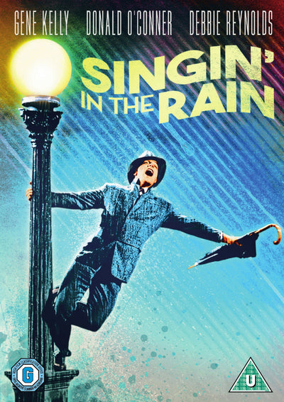 Singin' in the Rain - Gene Kelly [DVD]