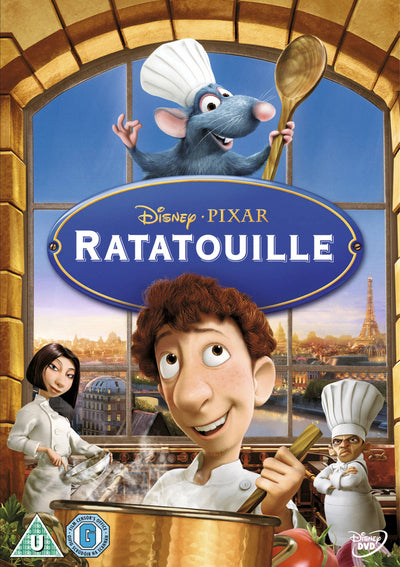 Ratatouille - Brad Bird [DVD]