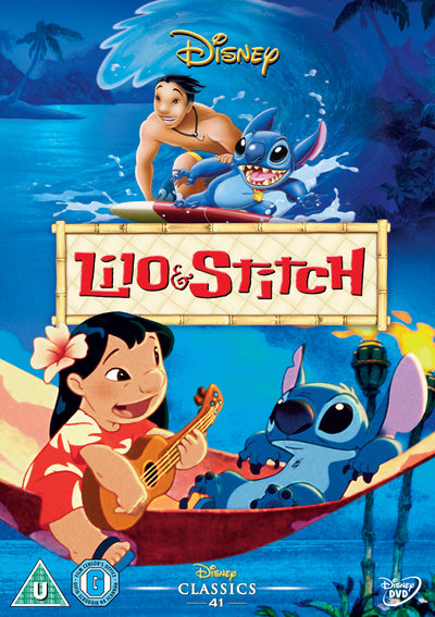 Lilo and Stitch - Chris Sanders [DVD]