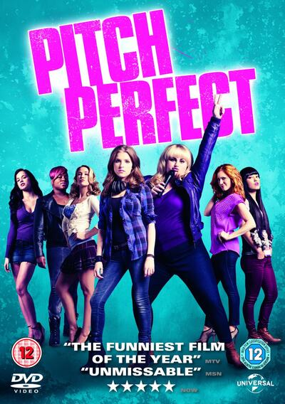 Pitch Perfect - Jason Moore [DVD]