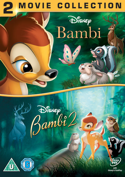 Bambi/Bambi 2 - The Great Prince of the Forest - Brian Pimental [DVD]