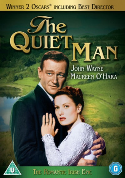 The Quiet Man - John Ford [DVD]