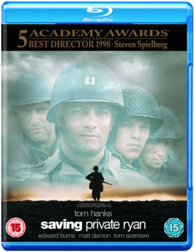 Saving Private Ryan - Steven Spielberg [BLU-RAY]