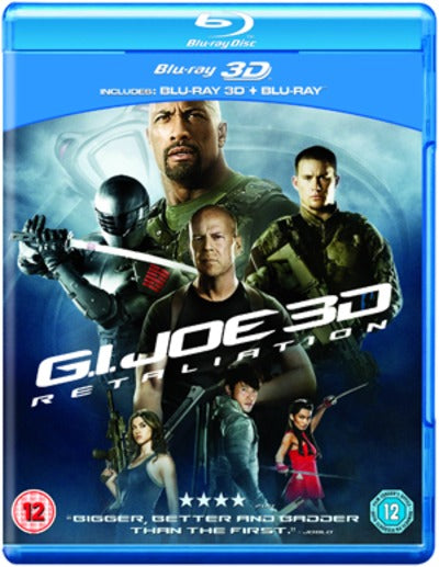 G.I. Joe: Retaliation - Jon M. Chu [BLU-RAY]
