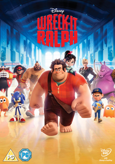 Wreck-it Ralph - Rich Moore [DVD]