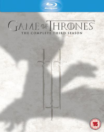Game of Thrones: The Complete Third Season - David Benioff [BLU-RAY]