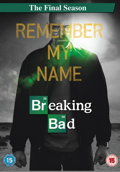 Breaking Bad: Season Five - Part 2, the Final Season - Vince Gilligan [DVD]