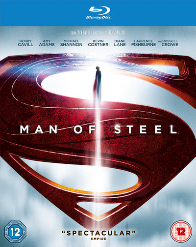 Man of Steel - Zack Snyder [BLU-RAY]