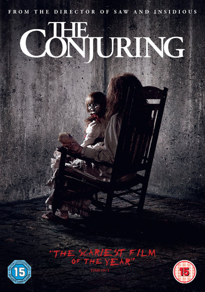 The Conjuring - James Wan [DVD]