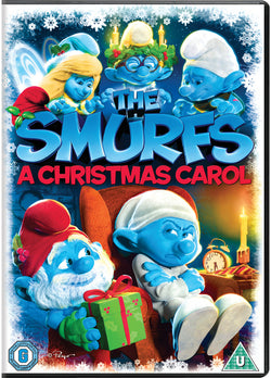 The Smurfs: A Christmas Carol - Troy Quane [DVD]