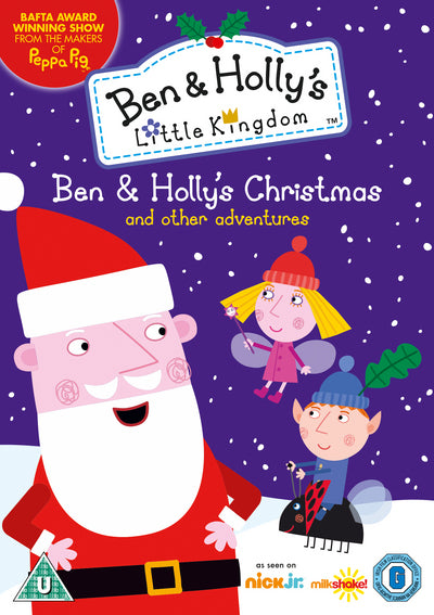 Ben and Holly's Little Kingdom: Ben and Holly's Christmas - Neville Astley [DVD]