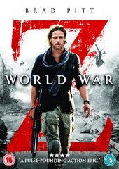 World War Z - Marc Forster [DVD]