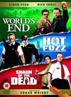 The World's End/Hot Fuzz/Shaun of the Dead - Edgar Wright [DVD]