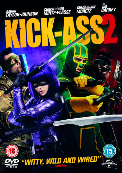 Kick-Ass 2 - Balls to the Wall - Jeff Wadlow [DVD]