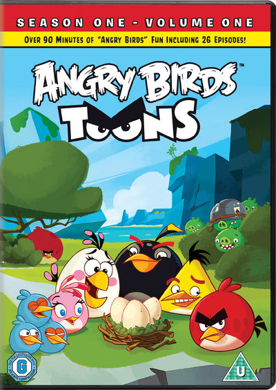 Angry Birds Toons: Season One - Volume One - Eric Guaglione [DVD]