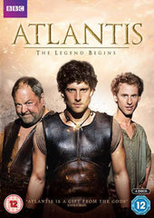 Atlantis - Johnny Capps [DVD]