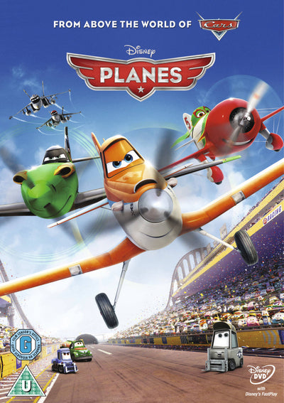 Planes - Klay Hall [DVD]