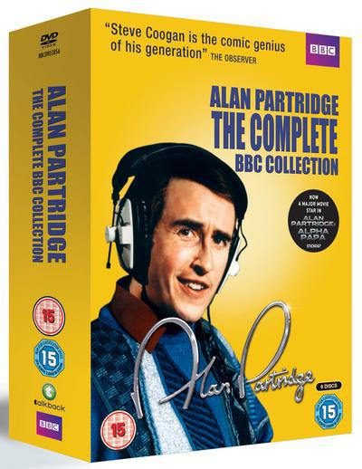 Alan Partridge: Complete Collection - Dominic Brigstocke [DVD]