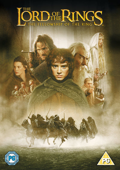 The Lord of the Rings: The Fellowship of the Ring - Peter Jackson [DVD]