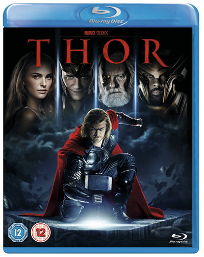 Thor - Kenneth Branagh [BLU-RAY]