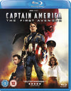 Captain America: The First Avenger - Joe Johnston [BLU-RAY]