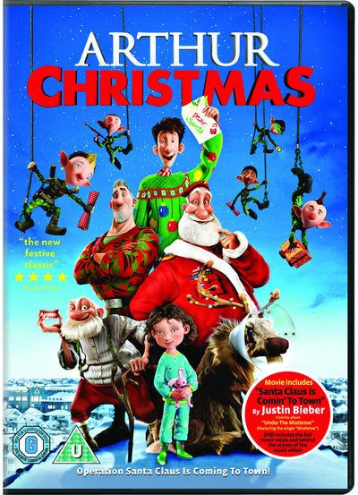 Arthur Christmas - Sarah Smith [DVD]